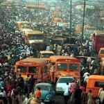 Lagos Bus Park---1